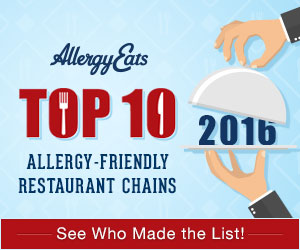 Top 10 Allergy-Friendly Restaurant Chains