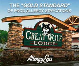 Great Wolf Lodge: The Gold Standard of Food Allergy Staycations