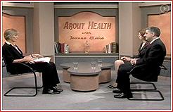 "(Video) Dr. Lynda Schneider, Children's Hospital Boston, and Paul Antico, AllergyEats.com, on ""About Health TV"""