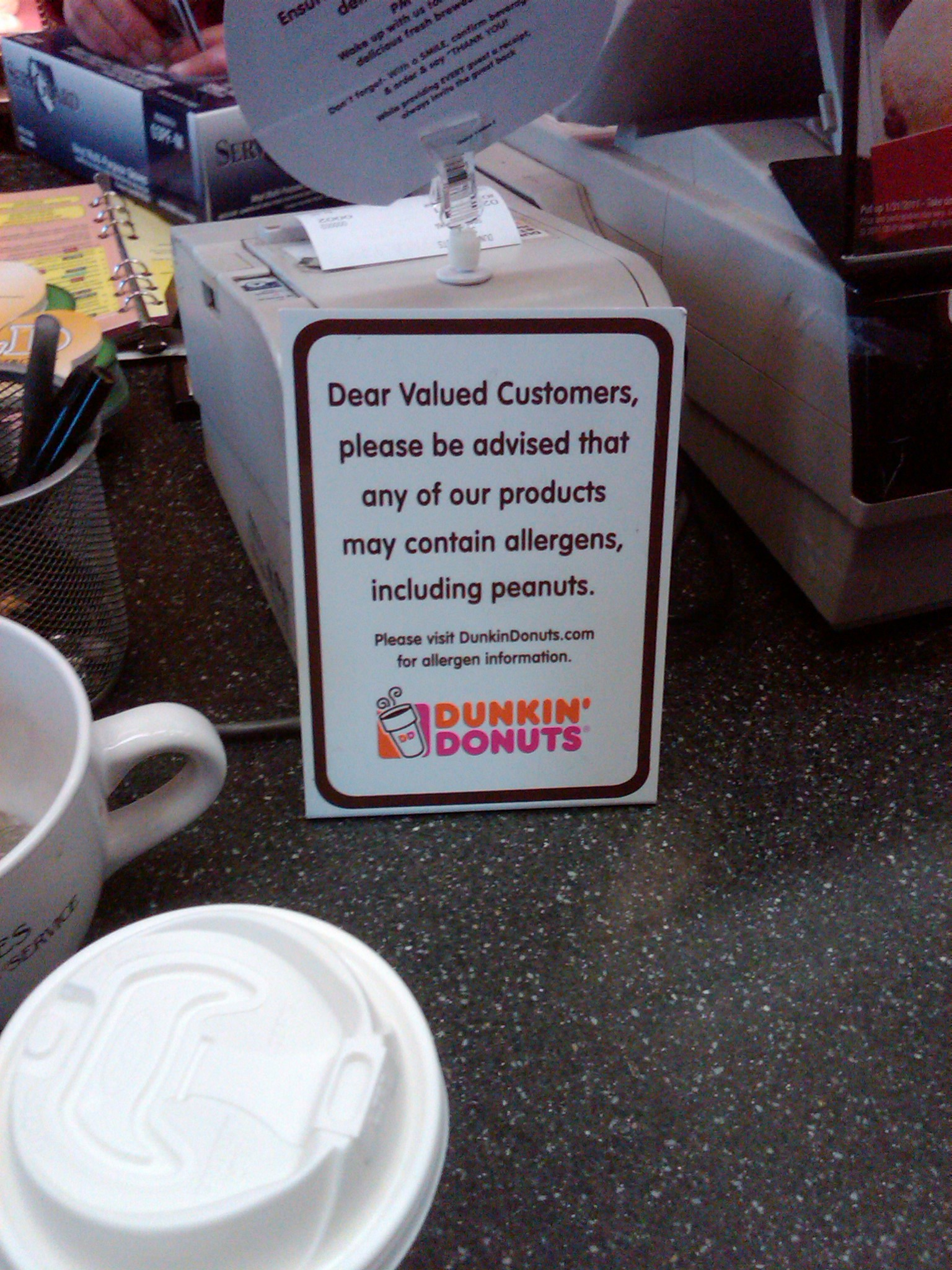 dunkin donuts 2 essay Already the number one seller of coffee by the cup, dunkin' donuts plans to add thousands of stores around the country over the next decade how did the fast-food.