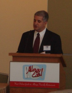 AllergyEats' Inaugural Food Allergy Conference for Restaurateurs a huge sucess!