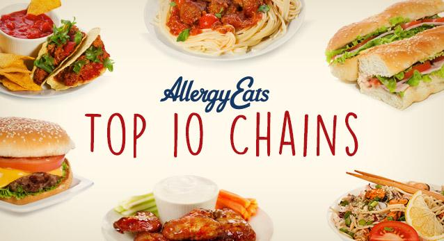10 Ten Allergy Friendly Chains