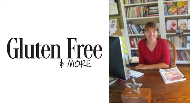 Gluten Free and More Author Alicia Woodward