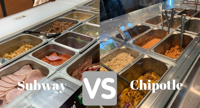 Why Can't Subway Be Like Chipotle With Food Allergies?