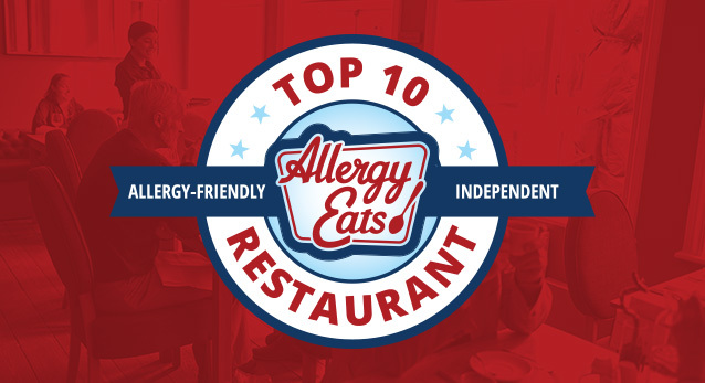 Top 10 Allergy-Friendly Independent Restaurant